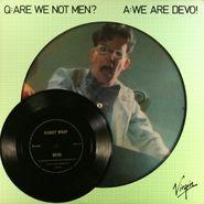 Devo, Q: Are We Not Men?  A: We Are Devo! [UK Picture Disc] (LP)
