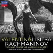Sergei Rachmaninov, Rachmaninov: The Piano Concertos (CD)