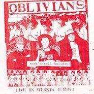 Oblivians, Rock'N Roll Holiday! Live In Atlanta 8.19.94 (CD)