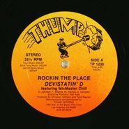 "Devistatin' D, Rockin The Place (12"")"