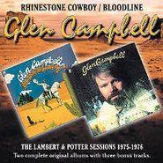 Glen Campbell, Rhinestone Cowboy / Bloodline (CD)