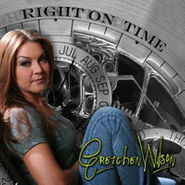 Gretchen Wilson, Right On Time (CD)