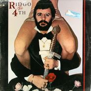 Ringo Starr, Ringo The 4th (LP)