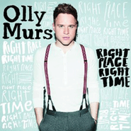 Olly Murs, Right Place Right Time (CD)