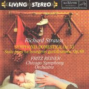 Richard Strauss, Strauss:  Symphonia Domestica / Le Bourgeois Gentilhomme Suite (CD)