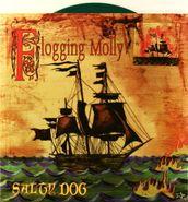 "Flogging Molly, Salty Dog [Green Vinyl] (7"")"