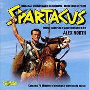Alex North, Spartacus [Score] (CD)
