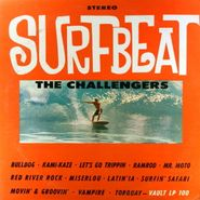 The Challengers, Surfbeat [Yellow Vinyl] (LP)