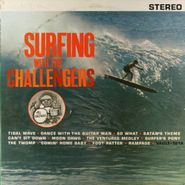 The Challengers, Surfing With The Challengers [Yellow Vinyl] (LP)