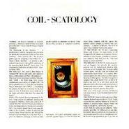 Coil, Scatology (LP)