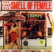The Cramps, Smell Of Female [Yellow Vinyl] (LP)