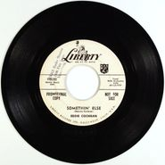 "Eddie Cochran, Somethin' Else / Boll Weevil Song [White Label Promo] (7"")"