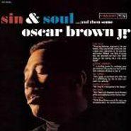 Oscar Brown, Jr., Sin & Soul...& Then Some (CD)