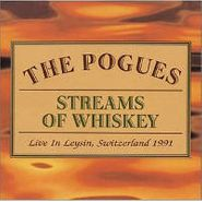 The Pogues, Streams of Whiskey: Live in Leysin, Switzerland (CD)