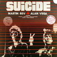 Suicide, Suicide [1980 US Issue w/ Flexi] (LP)