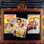 Various Artists, Summer Stock, Everything I Have is Yours, & I Love Melvin: Those Glorious MGM Musicals (LP)