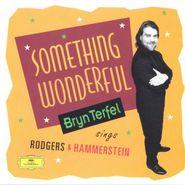 Richard Rodgers, Something Wonderful: Bryn Terfel Sings Rodgers & Hammerstein (CD)