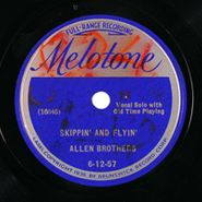 The Allen Brothers, Skippin' And Flyin' / Allen Brothers' Rag