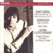 Camille Saint-Saëns, Saint-Saëns & Honegger: Cello Concerto (CD)