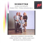 Alfred Schnittke, Schnittke: Piano Trio / Piano Sonata No 2 / Quasi Una Sonata [Import] (CD)