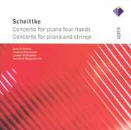 Alfred Schnittke, Schnittke: Concerto for piano four hands / Concerto for piano and strings (CD)