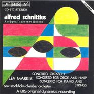 Alfred Schnittke, Schnittke: 3 Concertos / Concerto Grosso 1 / Concerto for Oboe and Harp [Import] (CD)