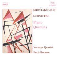 Dmitri Shostakovich, Shostakovich / Schnittke: Piano Quintets [Import] (CD)