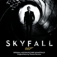 Thomas Newman, Skyfall [Score] (CD)