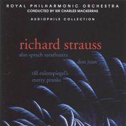 The Royal Philharmonic Orchestra, Strauss: Also Sprach Zarathustra / Don Juan / Til Eulenspiegel's Merry Pranks (CD)