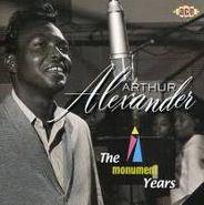 Arthur Alexander, The Monument Years (CD)
