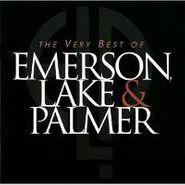Emerson, Lake & Palmer, The Very Best Of Emerson, Lake & Palmer (CD)