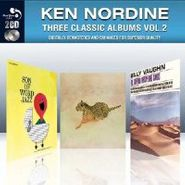 Ken Nordine, Three Classic Albums, Vol. 2: Son Of Word Jazz / Passion In The Desert / The Shifting Whispering Sands (CD)