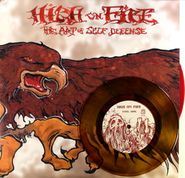 "High On Fire, The Art Of Self Defense [Red Vinyl w/ 7""] (LP)"