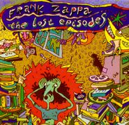 Frank Zappa, The Lost Episodes (CD)