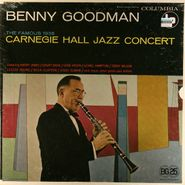 Benny Goodman, The Famous 1938 Carnegie Hall Jazz Concert (LP)