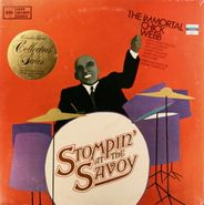 Chick Webb, The Immortal Chick Webb - Stompin' At The Savoy (LP)