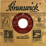 "The Crickets, That'll Be The Day / I'm Lookin' For Someome To Love (7"")"