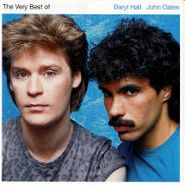 Hall & Oates, The Very Best Of Daryl Hall & John Oates (CD)