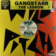 """Gang Starr, The Lesson (12"""")"""