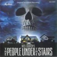 Graeme Revell, The People Under the Stairs [Score] (CD)