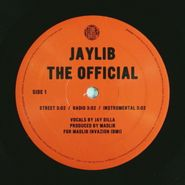 """Jaylib, The Red / The Official [Promo] (12"""")"""