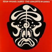 Jean-Michel Jarre, The Concerts In China [UK Pressing] (LP)