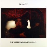 "PJ Harvey, The Words That Maketh Murder / The Guns Called Me Back Again [UK Issue] (7"")"