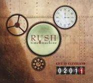 Rush, Time Machine 2011: Live In Cleveland (CD)