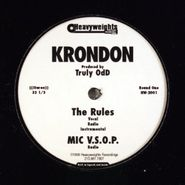 "Krondon, The Rules (12"")"