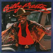 Billy Preston, The Way I Am (LP)