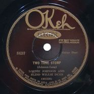 Lonnie Johnson, Two Tone Stomp / Have To Change Keys To Play These Blues