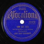 The Light Crust Doughboys, Tom Cat Rag / Clarinet Marmalade