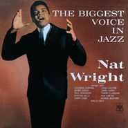 Nat Wright, The Biggest Voice In Jazz (LP)