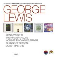 George Lewis, The Complete Remastered Recordings On Black Saint & Soul Note [BOX SET] (CD)